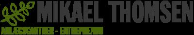Entreprenør Rødekro – Mikael Thomsen Logo